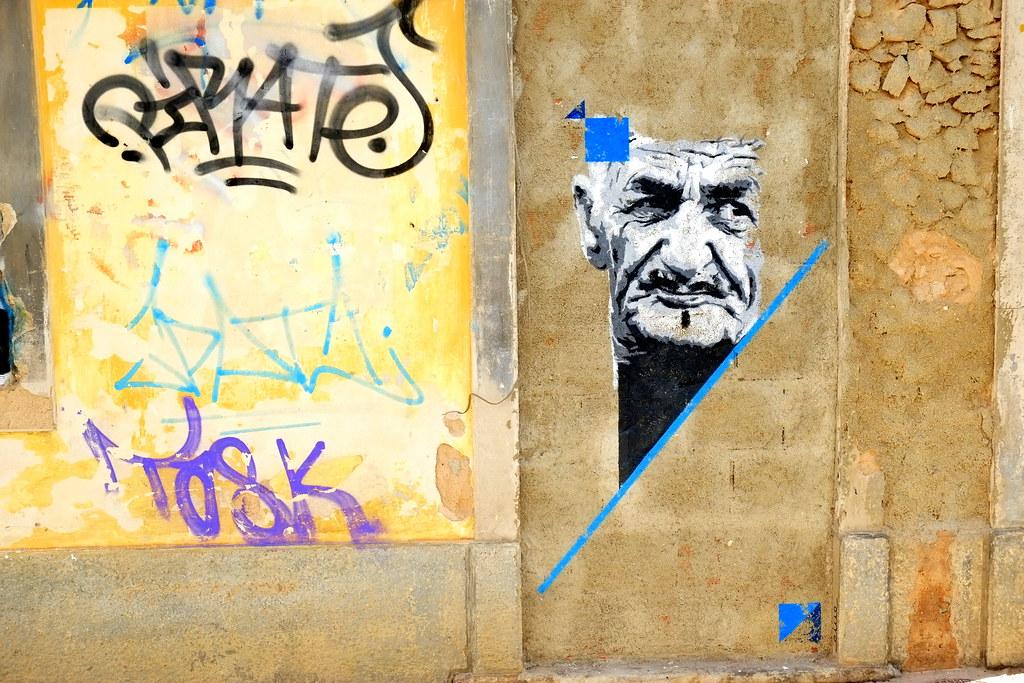 streetart | eime | artur festival 2012 . lagos . portugal