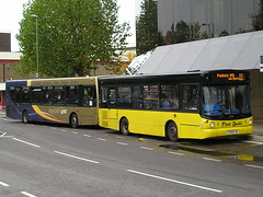 Fleet Buzz (Stagecoach) Y239 FJN