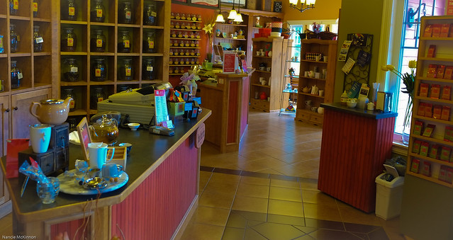 Tea Brewery Cafe, Mahone Bay, Nova Scoita