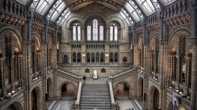 Natural History Museum - HDR