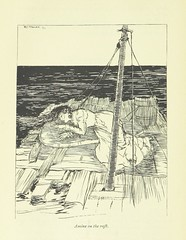 """British Library digitised image from page 278 of """"The Phantom Ship ... Illustrated by H. R. Millar. With an introduction by D. Hannay"""""""