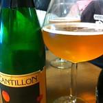 ベルギービール大好き!! カンティヨン・アプリコット・フフンCANTILLON Apricot Fou'Foune