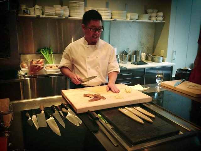 stir knife skills class
