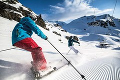 Zillertal Arena - záruka lyžařské radosti
