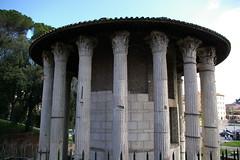 Tempio di Ercole - Vesta
