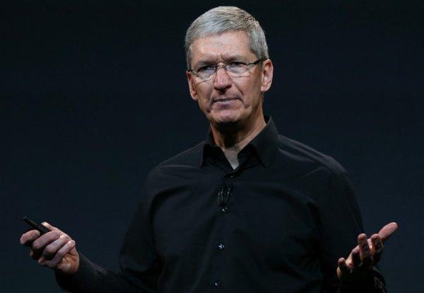 большие планы Apple