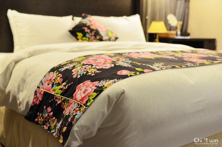 [宜蘭]礁溪波卡拉渡假會館Pokara。低調奢華的好眠床(房間篇)