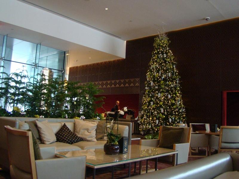Shangri-La Toronto Christmas