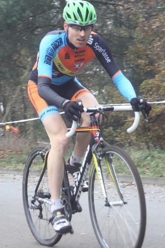Felix Ogniewski Platz 34. bei der Deutschen Meisterschaft