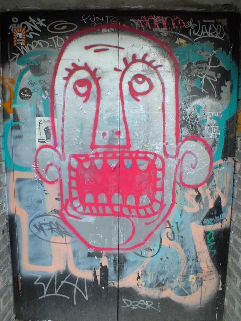 Shoreditch Graffiti and Street Art