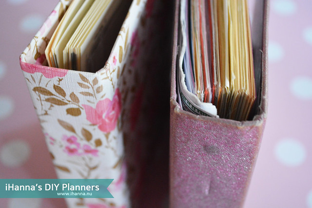 iHanna's DIY Planner Ideas at www.ihanna.nu