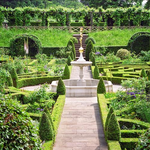 Haus und Garten-Design