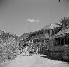 Sint Eustatius: Oranjestad