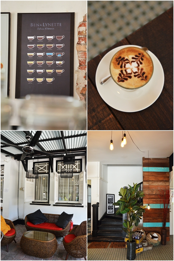 Coffee Art & Vintage Space @ Ben & Lynette