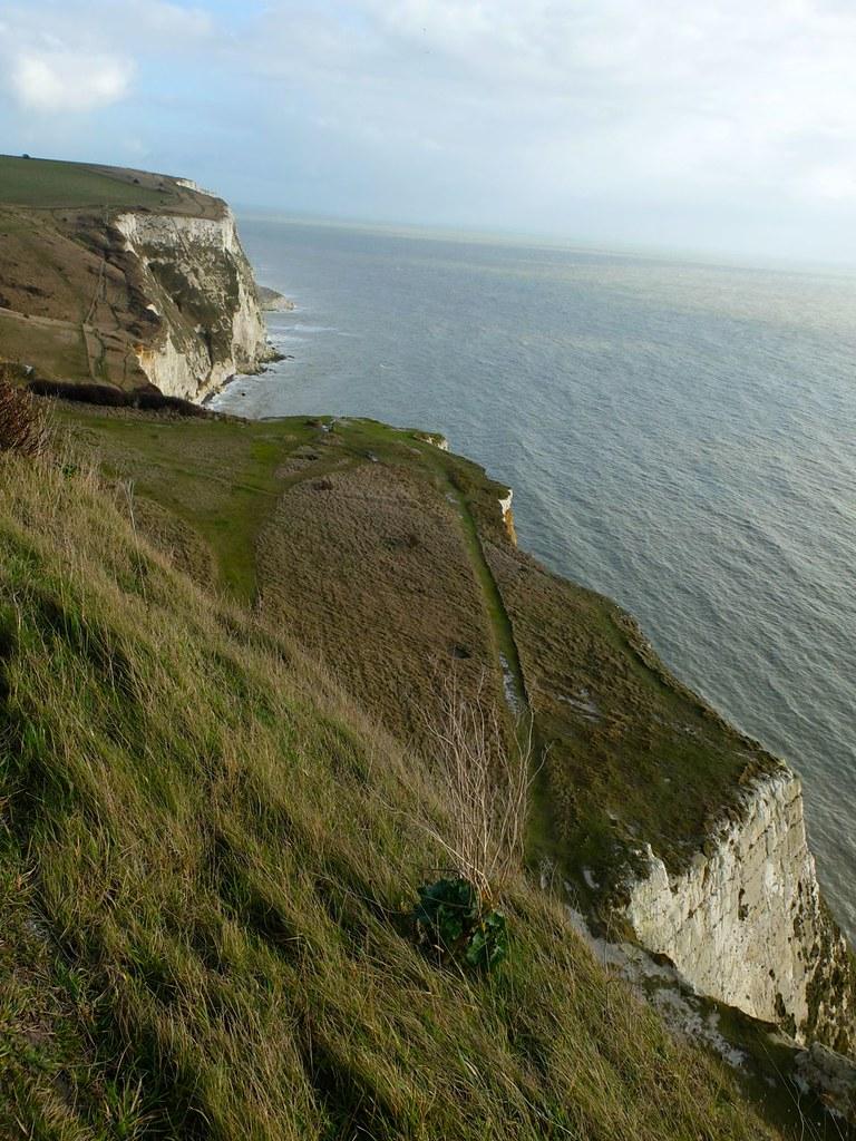 DTD 109 White cliffs above Dover