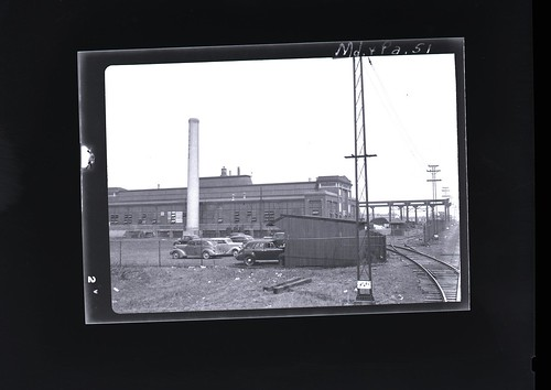 Page Steel and Wire plant