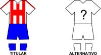 Uniforme Selección Guajayvi de Fútbol