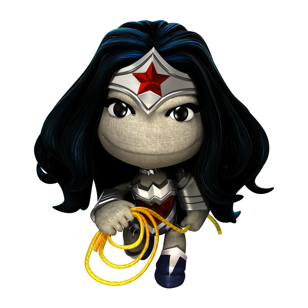 WonderWomanPose