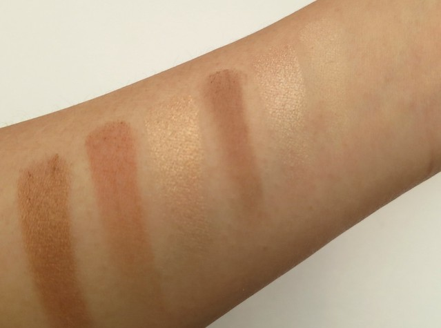 Pixi-Beauty-Mesmerizing-Mineral-Palette-Copper-Peach-Swatches