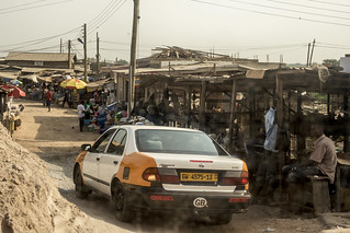 Ghana - On the road