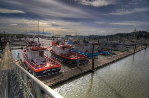 Ilwaco Charter Fleet
