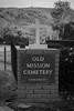 Old Mission Cemetery | San Luis Obispo, CA by Third ||| Media