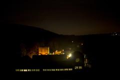 Night time at Pontsticill Reservoir