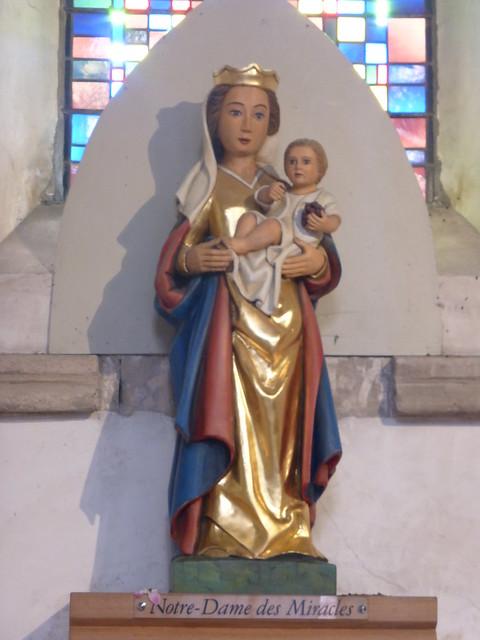 481 Basilique Notre-Dame-des-Miracles de Mayenne