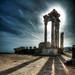 Temple of Trajan, Pergamon by Nejdet Duzen