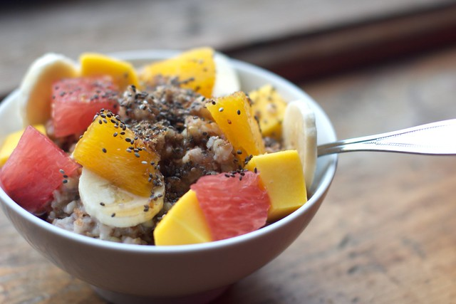 Tropical Breakfast Bowl (2)