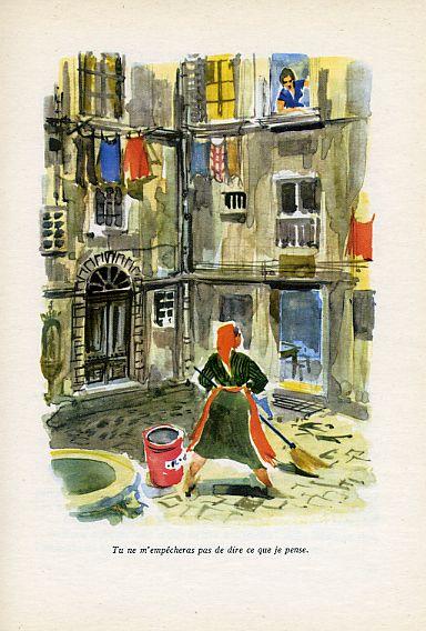 Le lis du Ponte Vecchio, by René GARRUS