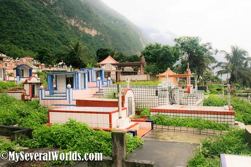 Taiwanese Graveyard