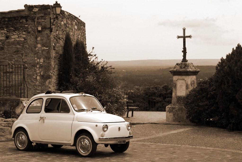 mariage en fiat 500 a stylefont size08em - Location Fiat 500 Mariage