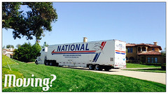 Santa Clarita Moving for Santa Clarita Movers
