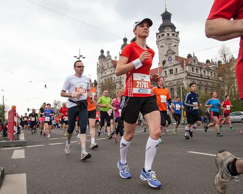 38. Stadtwerke Leipzig Marathon - Halbmarathon