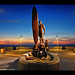 """Spirit of Imperial Beach Sculpture – Imperial Beach, California"""