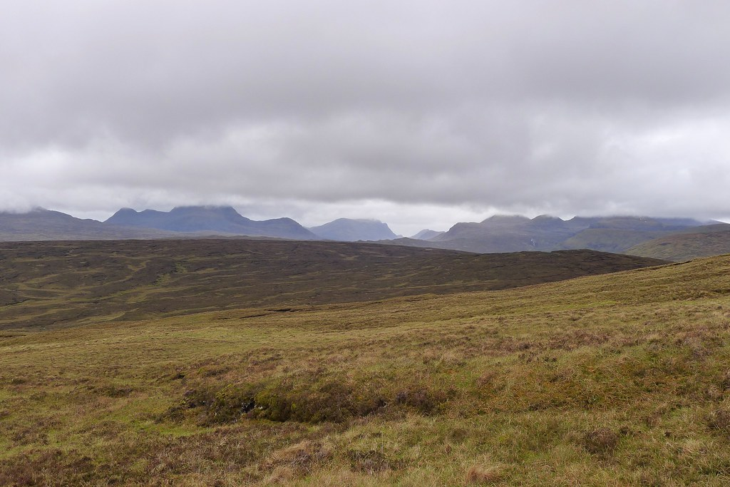 Fisherfield Panorama