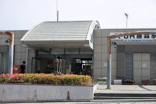 20140524 JR藤森駅 / JR-Fujinomori Sta.