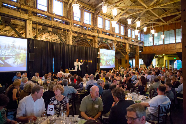 25th anniversary celebration and Hope for a Wild Future auction
