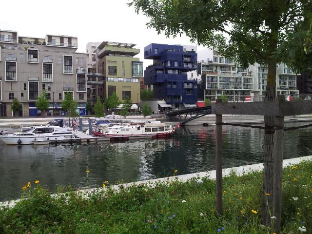 <p>05. Die Docks von Lyon .... hypermodere Architektur</p>