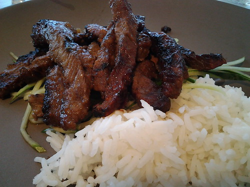 Bincho Charcoal Grill Korean Short Ribs