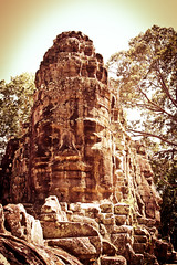 2015-05-21 Cambodia Day 2, Victory Gate, Siem Reap