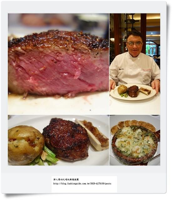 (美食 台北) 期間限定 ~ 芝加哥傳奇廚師Hans來台親自坐鎮 ~ 吃了會飛上天的乾式熟成牛排