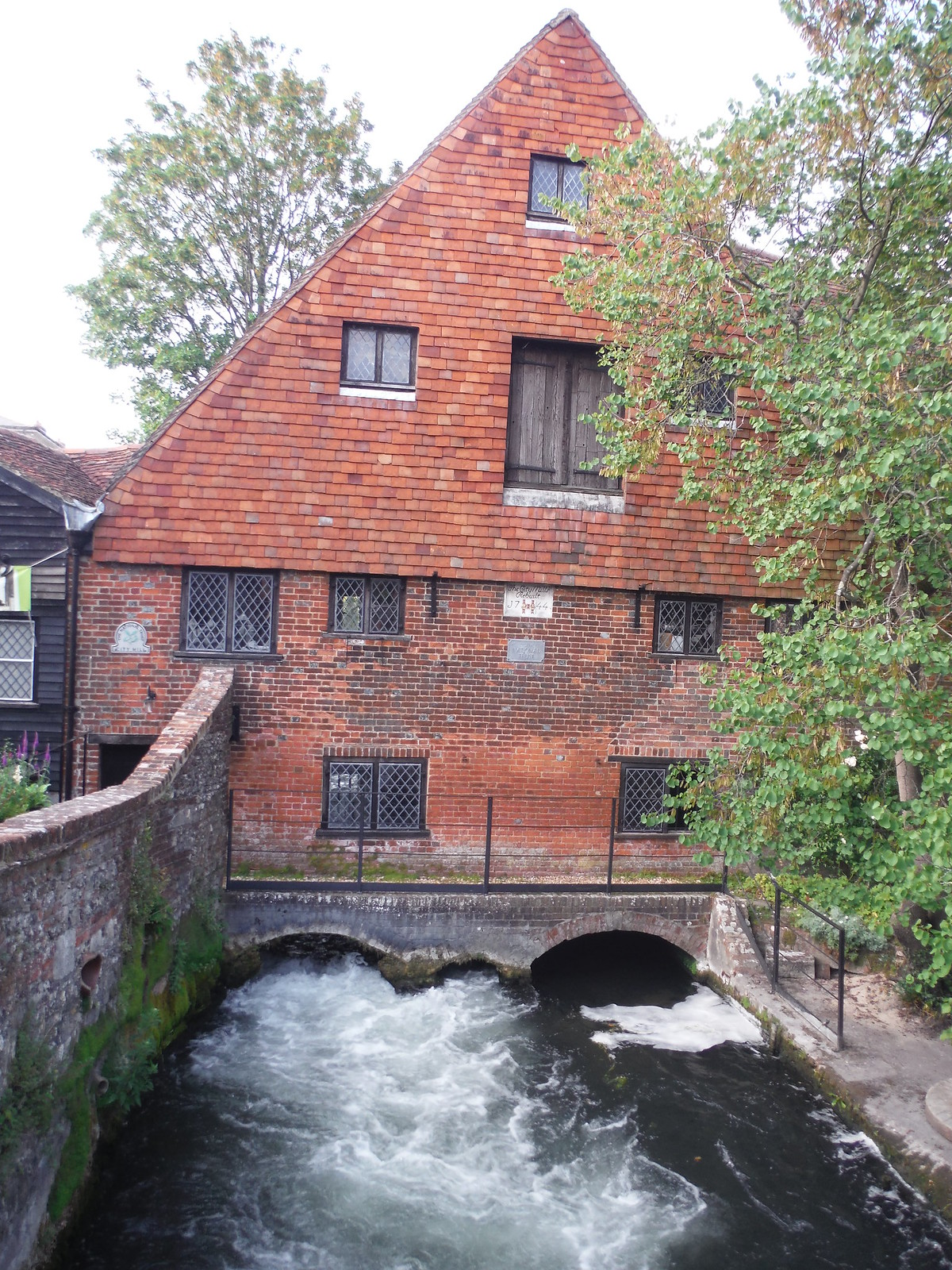 City Mill (NT) SWC Walk 15 : Winchester Circular