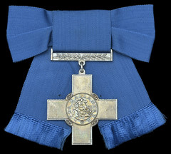Violette Szabo's George Cross