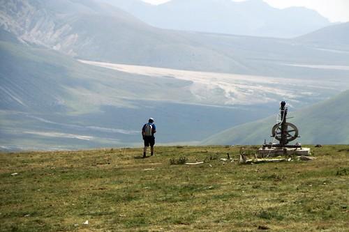 """Campo Imperatore: """"solitudine"""""""