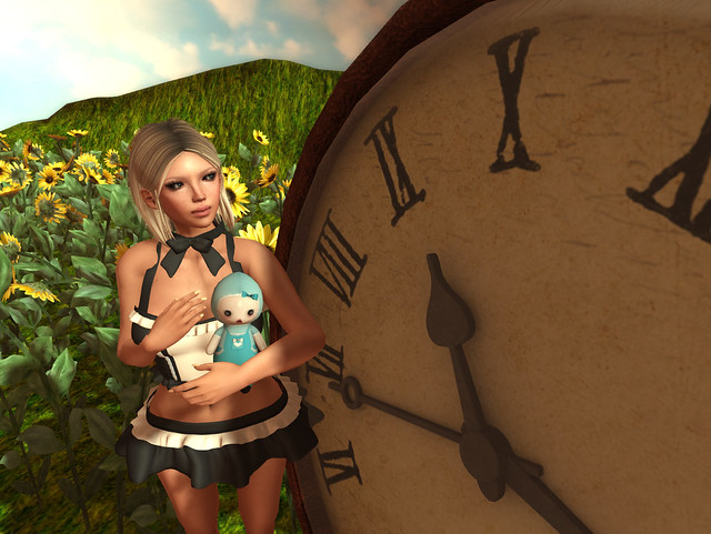 Is it time for Alice?