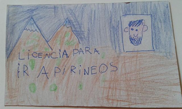 LICENCIA PIRINEOS 2011