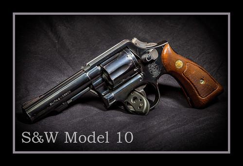 SW Model 10b
