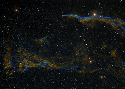 Pickering'sTtriangle - Western Veil - Narrowband by Mick Hyde